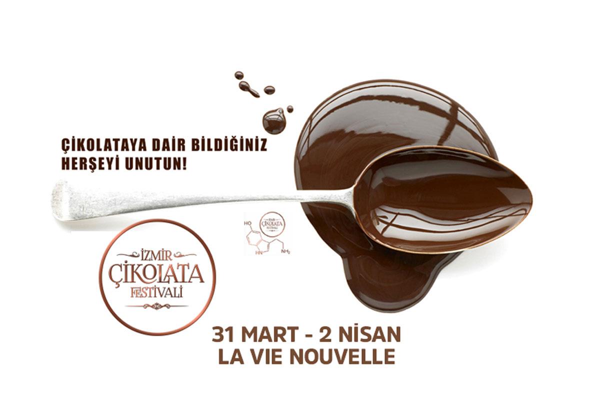 İzmir Kahve Festivalini Düzenleyenlerden Sırada Çikolata Festivali!