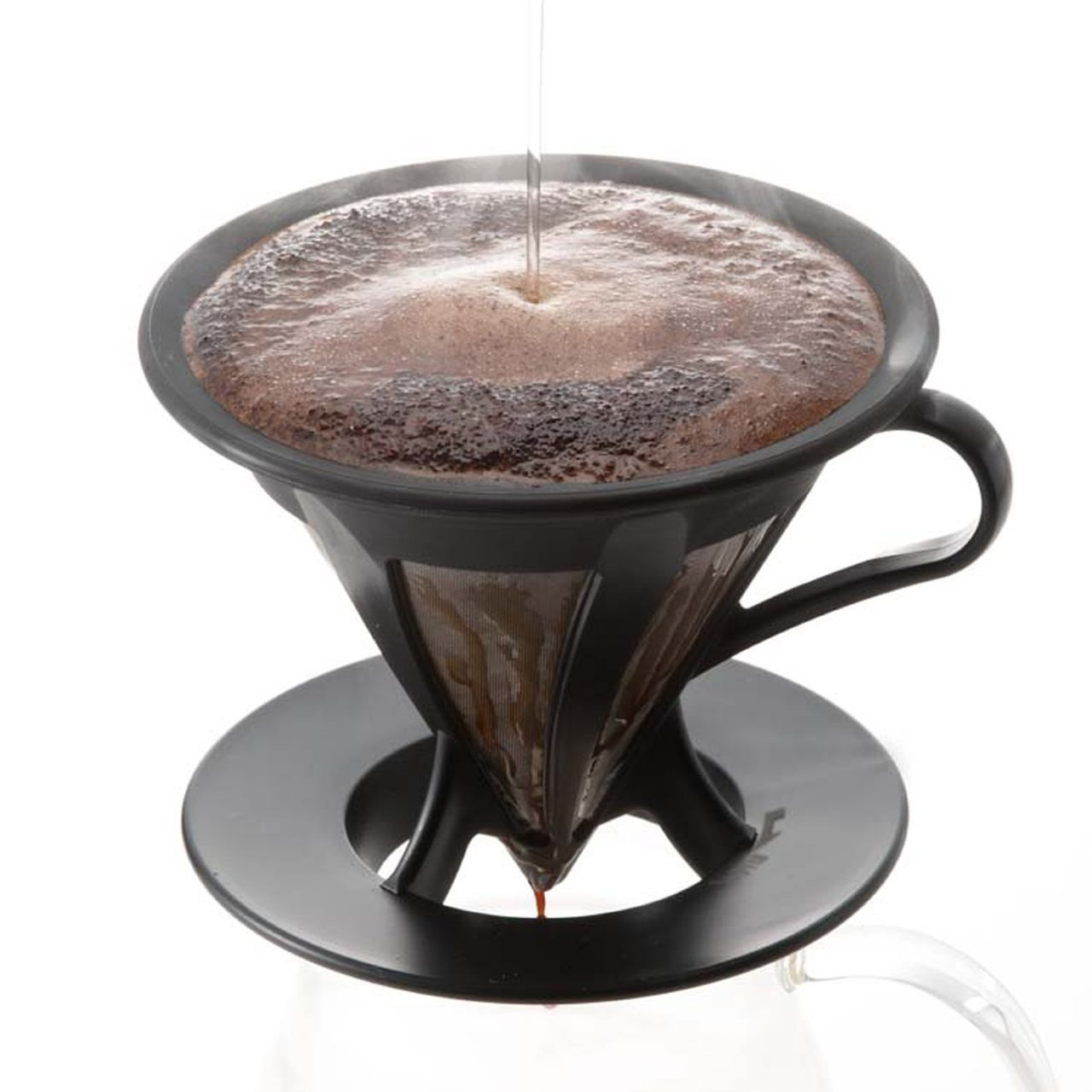 Hario Cafeor 02 Siyah Demleme Filtresi