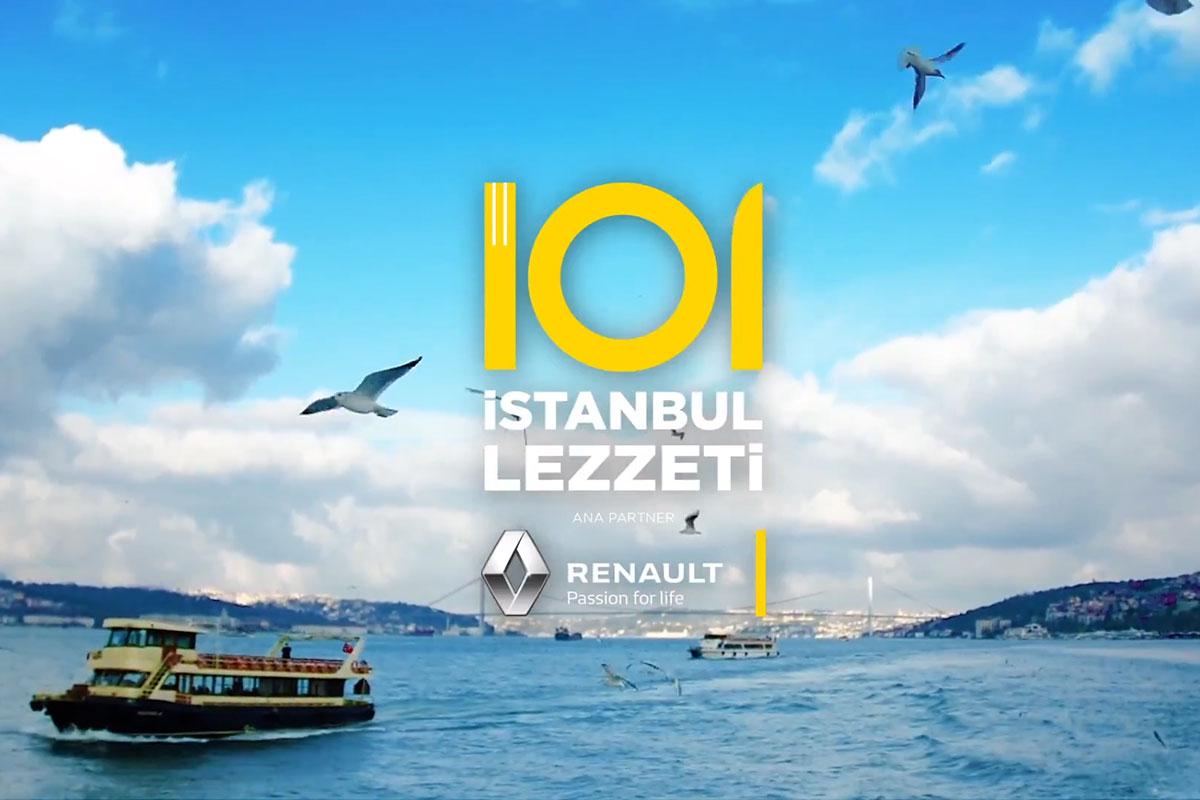 101 İstanbul Lezzeti 2018 Bugün Başlıyor