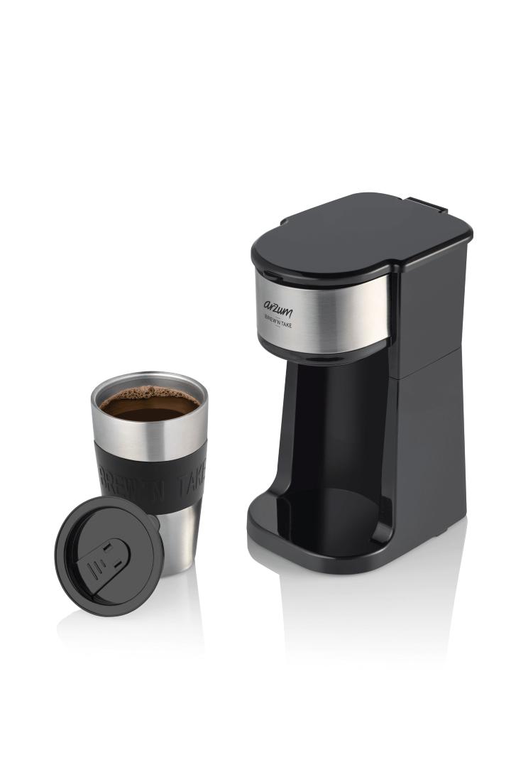 Arzum Brew'N Take İle Kahve Keyfi Hep Yanınızda