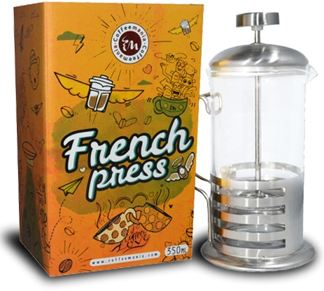 Coffeemania - Coffeemania French Press