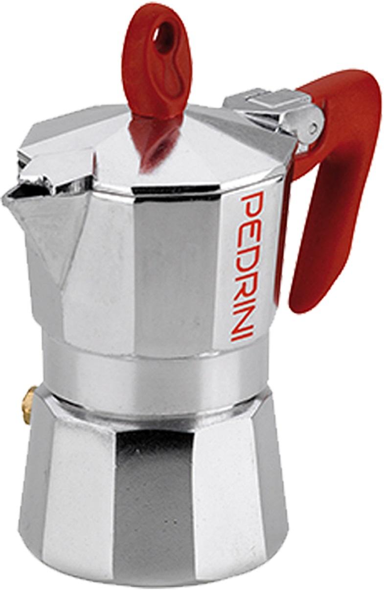 Pedrini - Pedrini Kaffet-Brillant 12 Cup Moka Pot