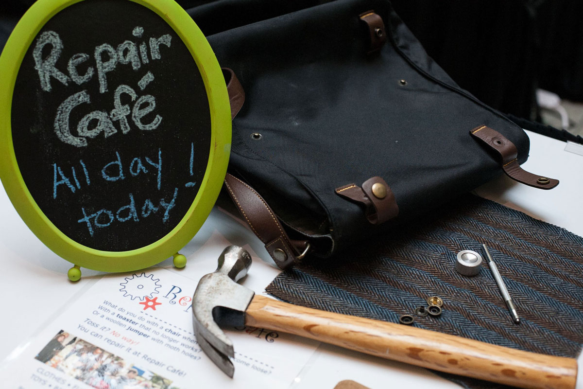 Atma Onar Kullan - Repair Cafe