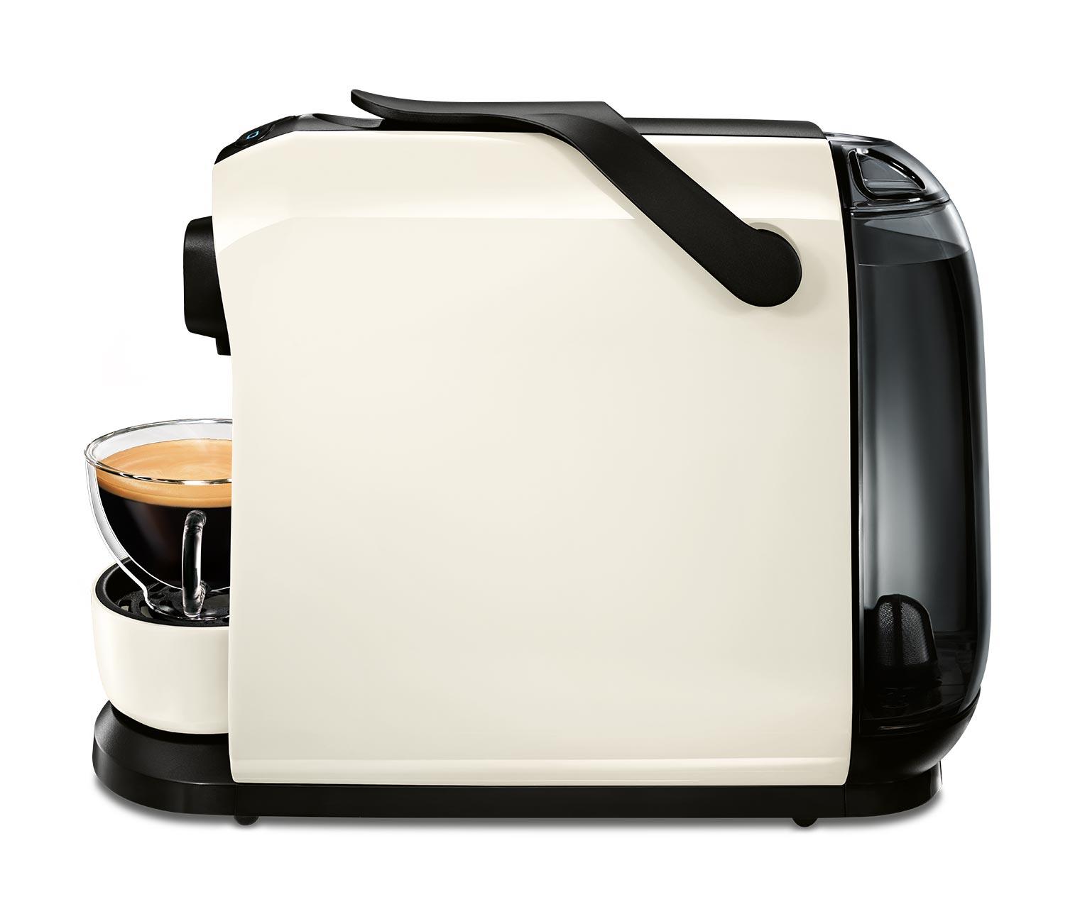 Tchibo Cafissimo Pure Kapsüllü Kahve Makinesi Beyaz