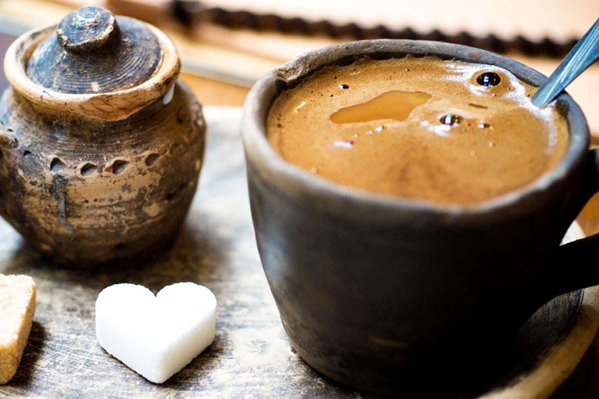 Geleneksel Kahvelerimiz; Kervansaray, Dibek ve Osmanlı