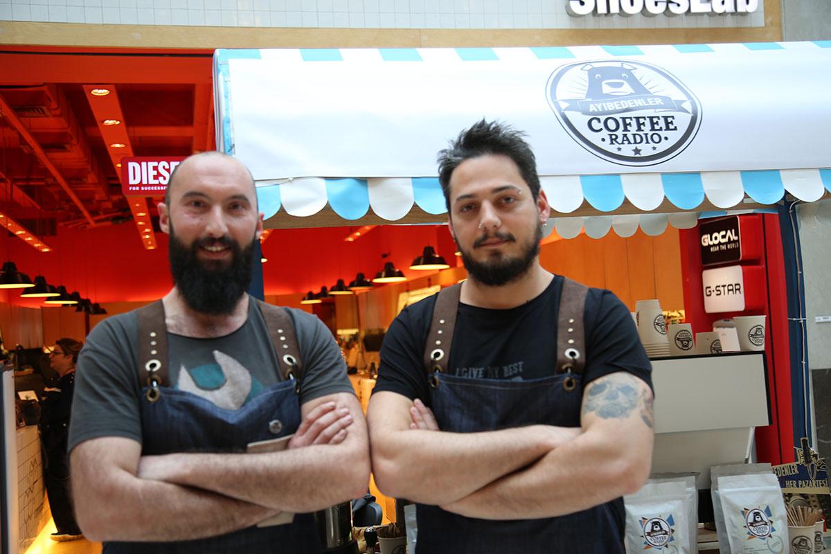#radiomeetscoffee - Ayıbedenler Coffee & Radio ile tanışın