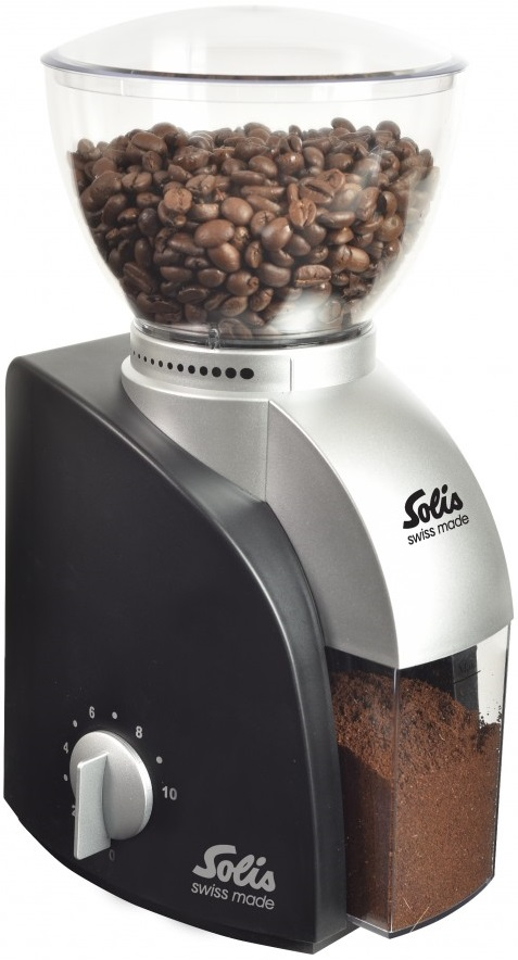 Solis - Solis Scala Kahve Öğütücü Siyah