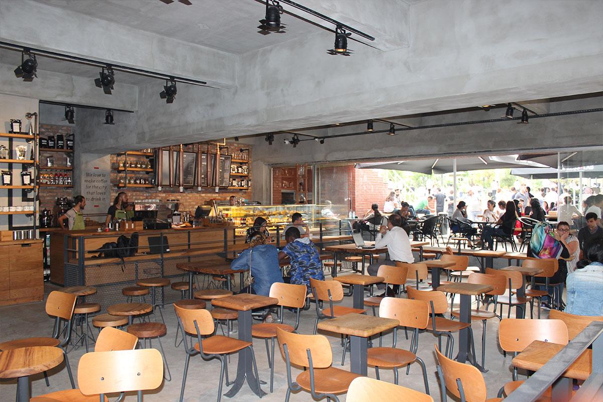 Espressolab Aydın Üniversitesi