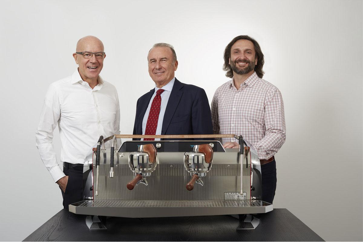 Gruppo Cimbali, Slayer Espresso'yu Bünyesine Kattı