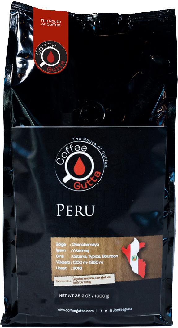 Coffee Gutta Peru Chanchamayo Kahve 1000 G