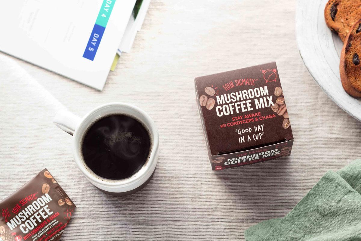 Mantarlı Kahve, Zihninizi Açma İddiasında