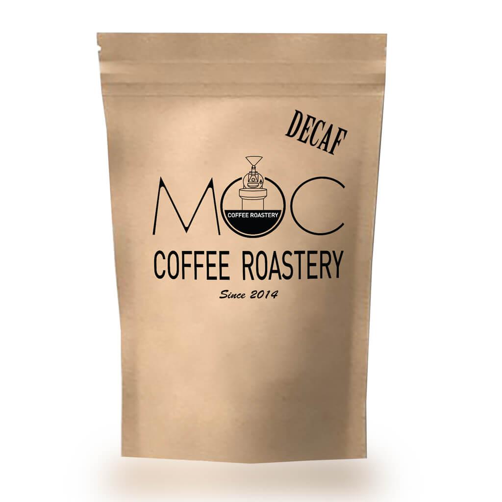 MOC Coffee Roastery -  MOC Coffee Roastery Decaf Kahve 250 G