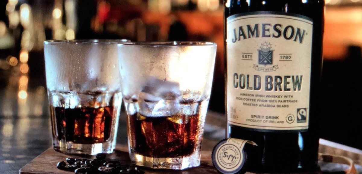 Ünlü Viski Markasından Cold Brew'lu Seri