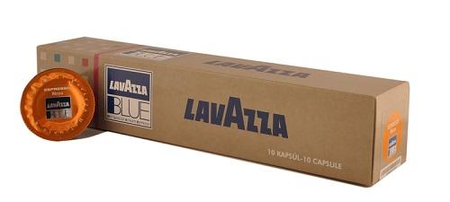 Lavazza - Lavazza Blue Espresso Ricco Kapsül Kahve 10 Adet