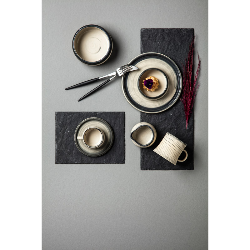 Masuma Ceramics Lacivert Sütlük