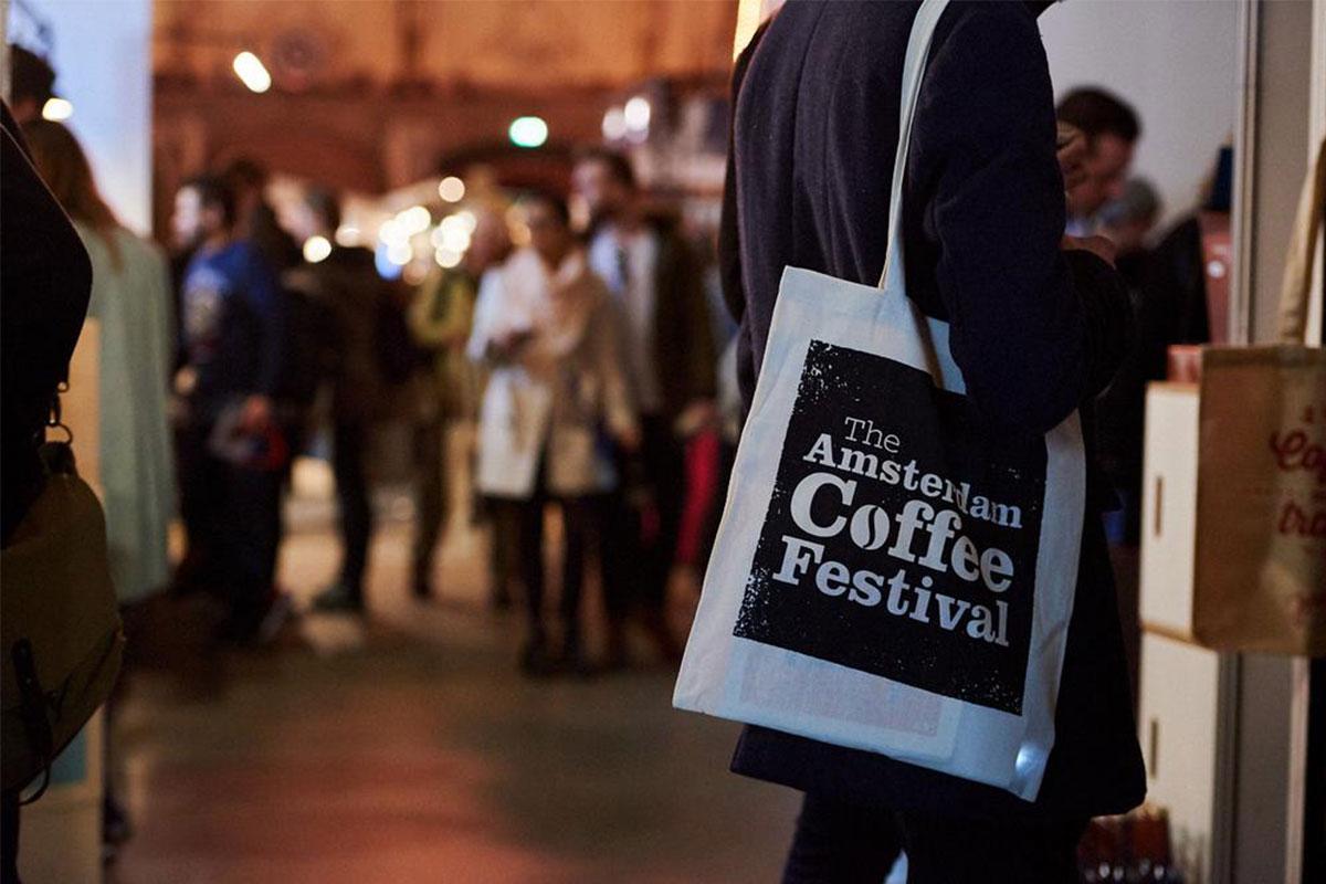 Nisan Ağca ile Amsterdam Coffee Festival 2017