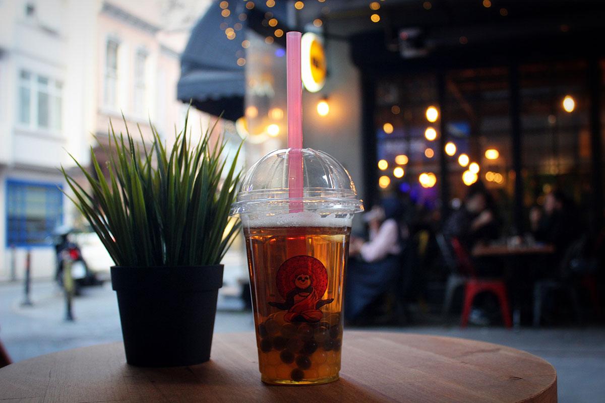 Dünyadaki Bubble Tea Trendi Moda'ya Geldi