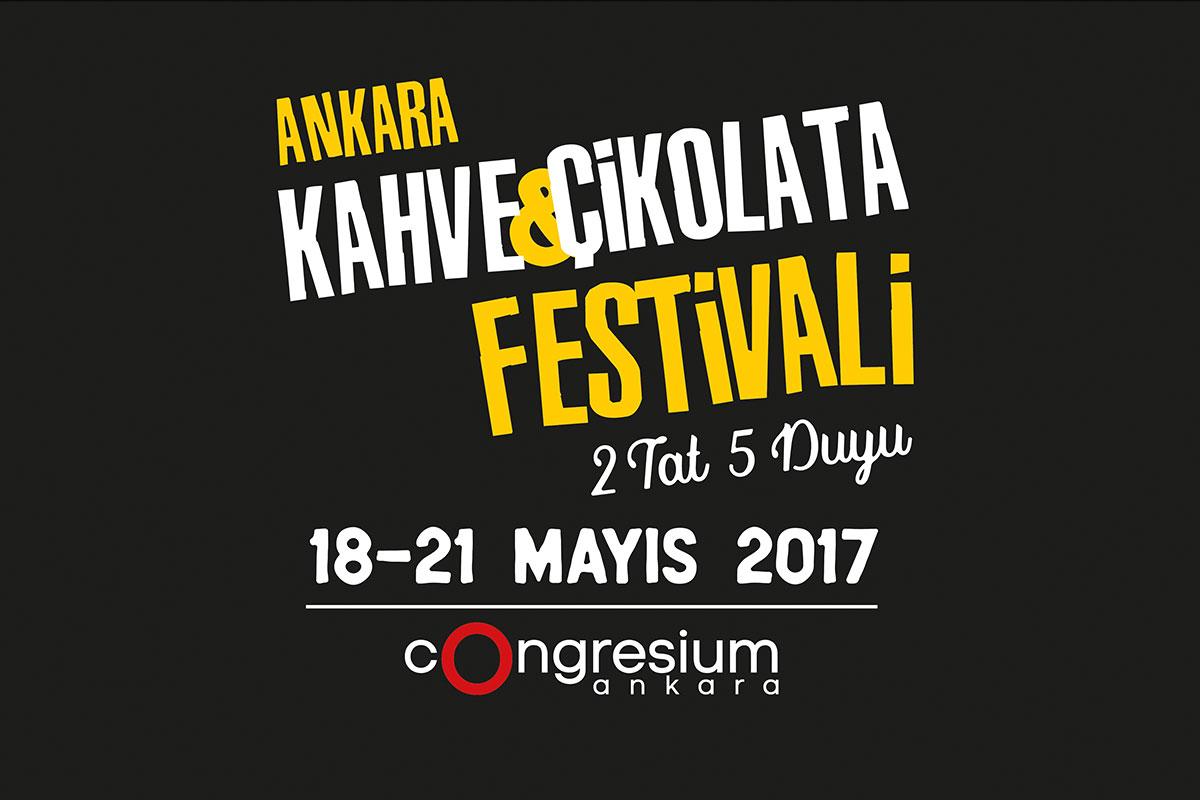 2 Tat 5 Duyu - Ankara Kahve&Çikolata Festivali