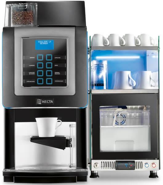 Necta - Necta Korinto Prime Espresso Fresh Milk Tam Otomatik Kahve Makinesi