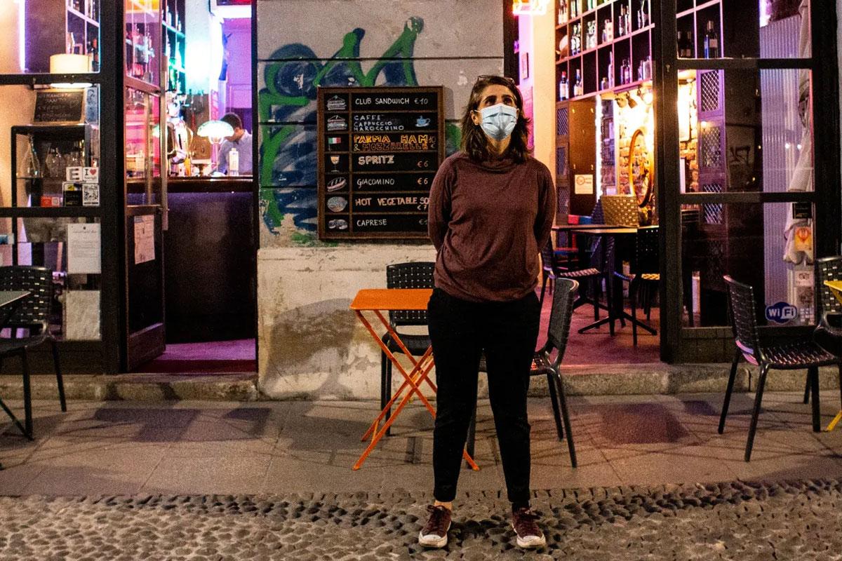 İtalya'da Kafe, Bar ve Restoranlar Tekrar Açıldı