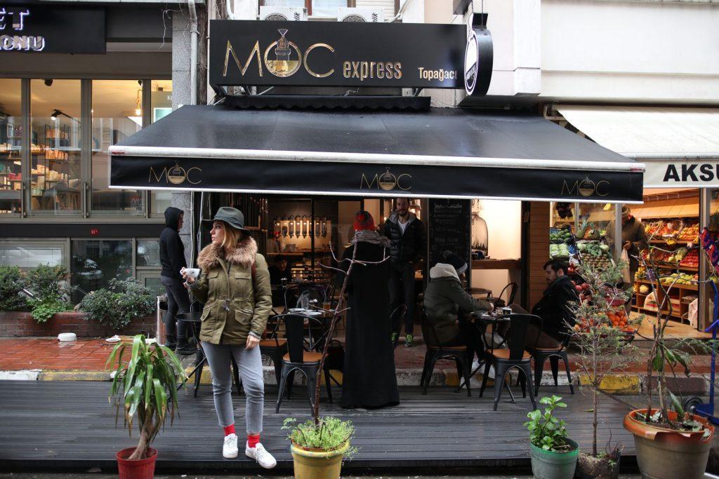 MOC Topağacı