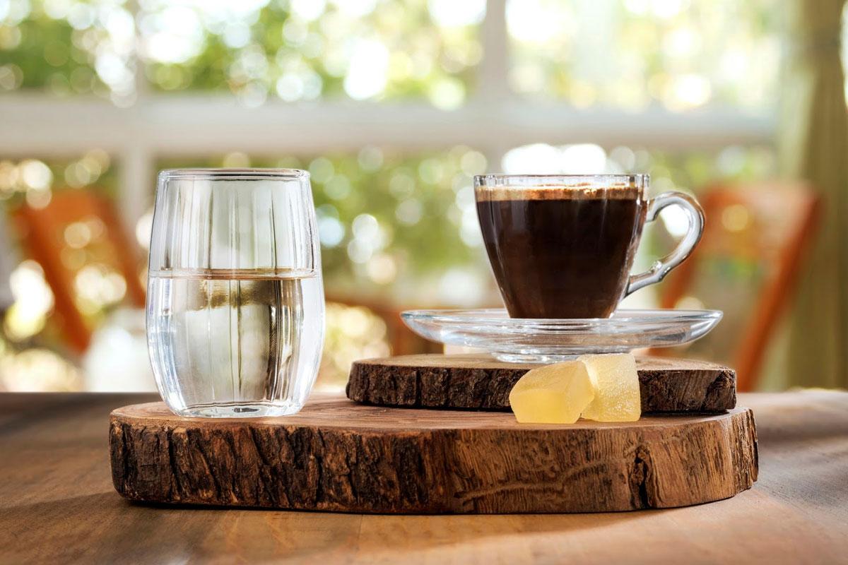 Paşabahçe'den Barista, Allegra, Linka Kahve ve Su Bardağı Serileri