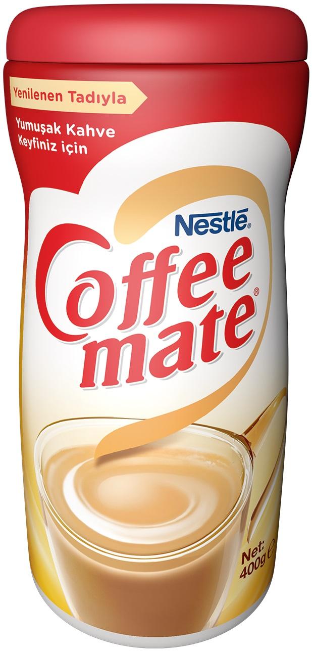 Nestle - Nestle Coffee Mate Kahve Kreması Kavanoz 400 G