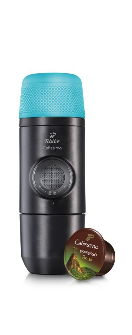 Tchibo Cafissimo Pocket Taşınabilir Kahve Makinesi