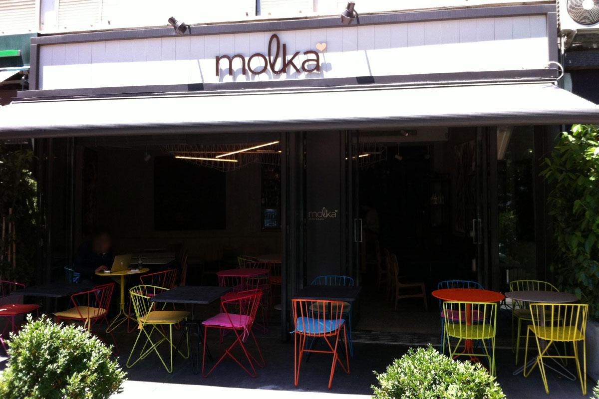 Molka Cafe Bistro
