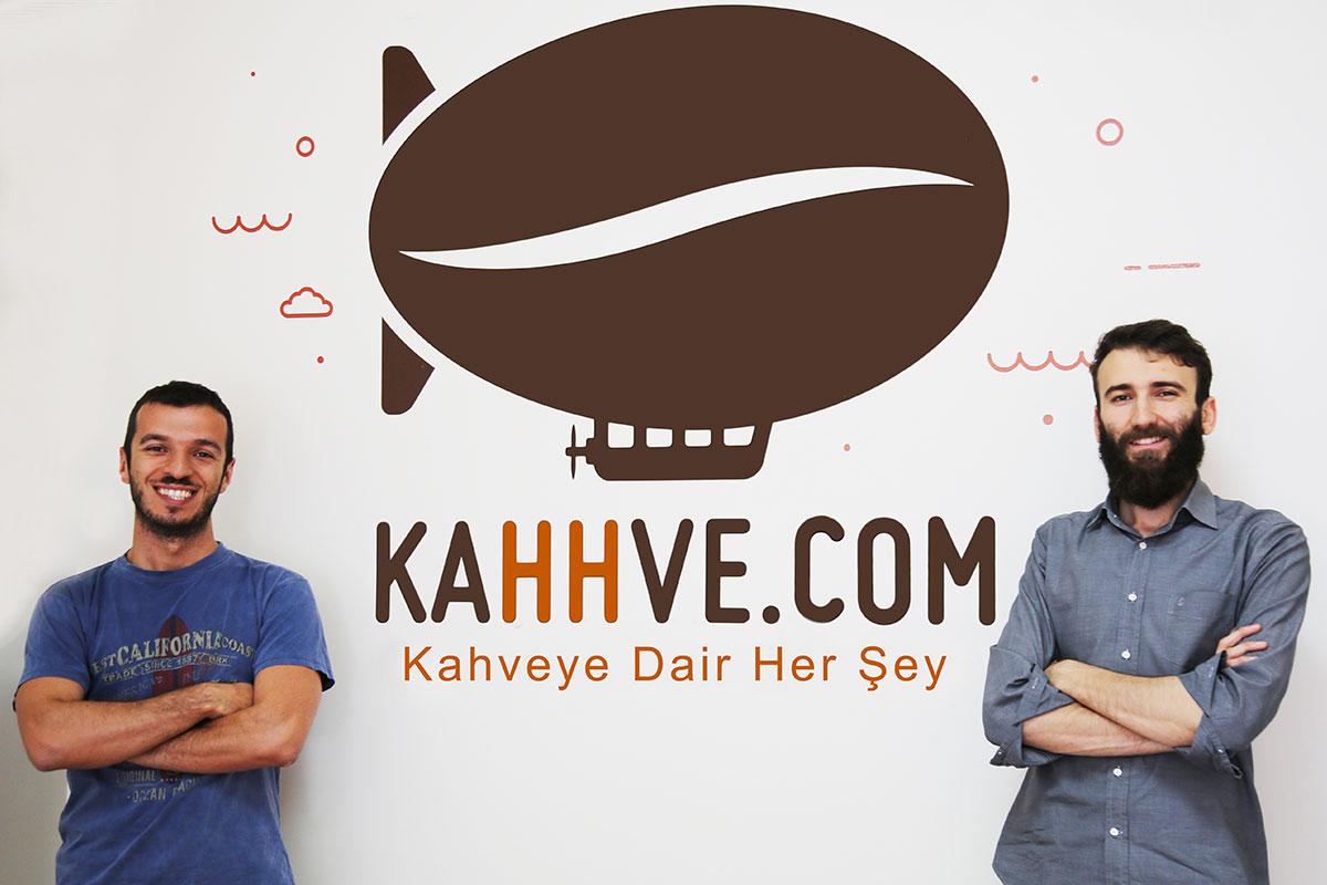 Kahhve Zeplinini Kaçırmayın! Kahhve.com İle 'Kahveye Dair Her Şey' - 2.Bölüm