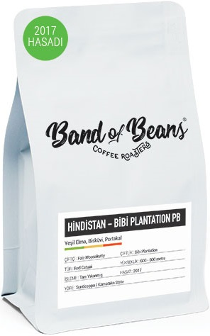 Band of Beans Hindistan Bibi Plantation Kahve 250 G