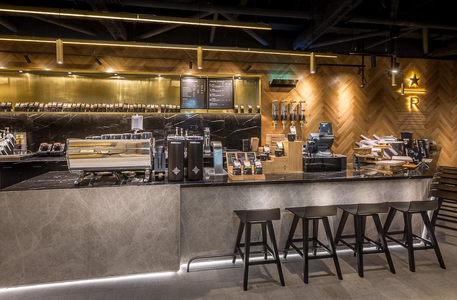Starbucks Reserve Vadi İstanbul Avenue