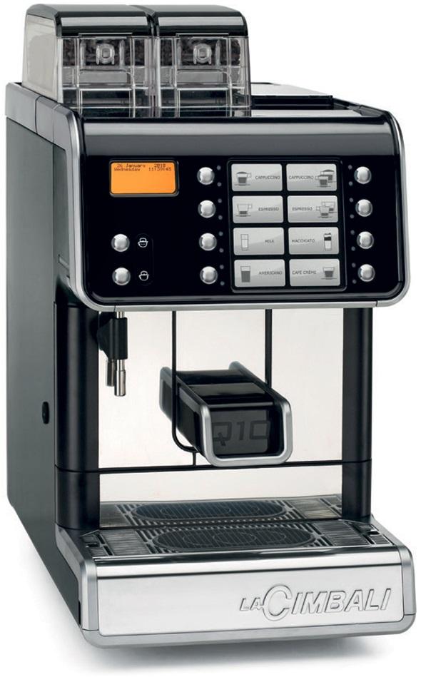La Cimbali - La Cimbali Q10 MilkPS 11 Tam Otomatik Kahve Makinesi