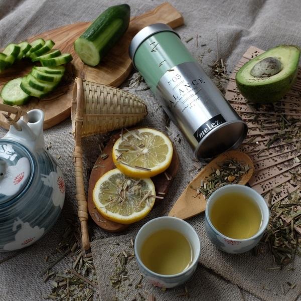 Melez Tea Bambu Çay Demleme Süzgeci