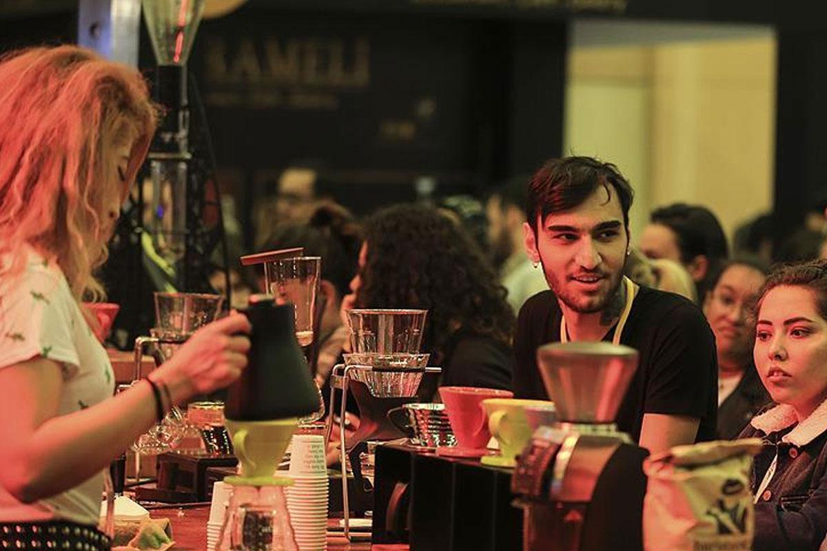 Kahve ve Çikolata Festivali Yoğun İlgi Gördü