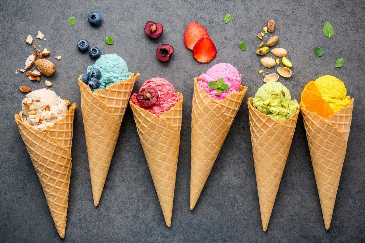 Türkiye'nin Dondurma Alışkanlıkları Araştırıldı