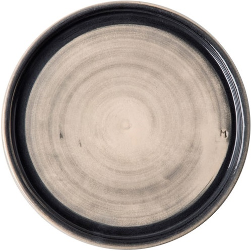 Masuma Ceramics - Masuma Ceramics Lacivert Tatlı Tabağı