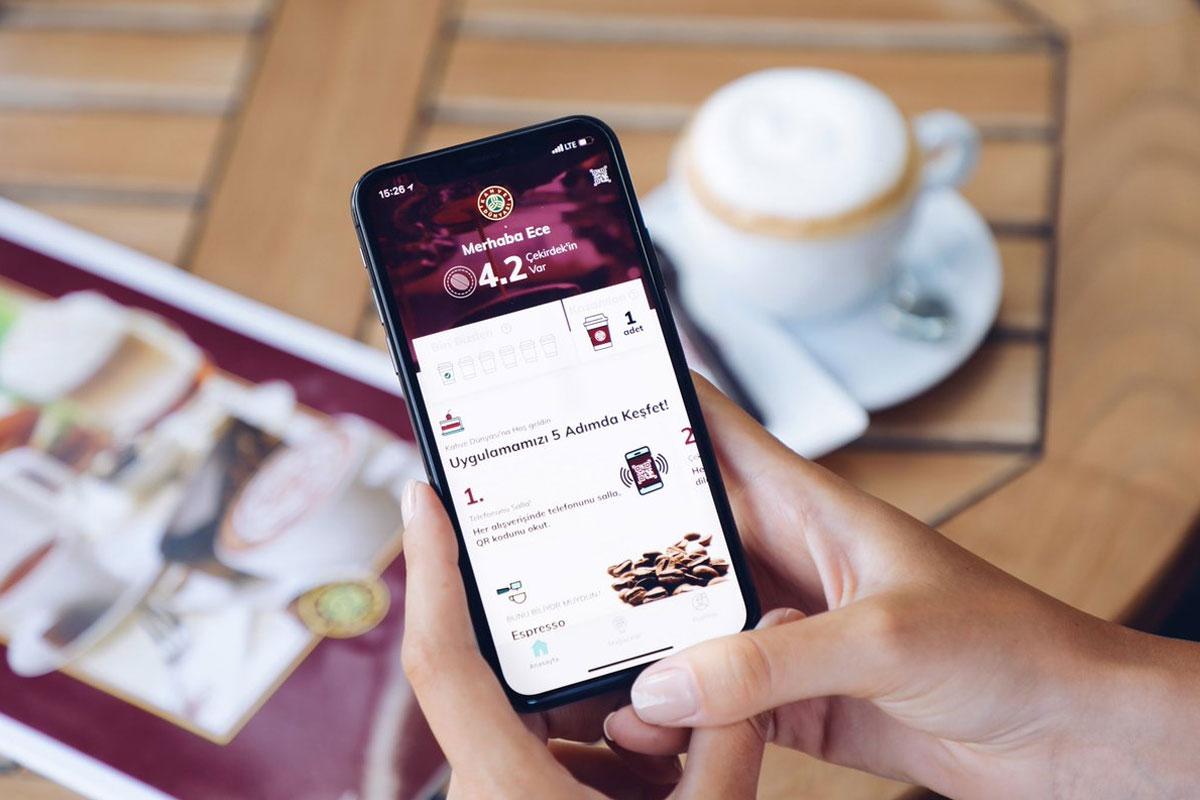 Kahve Dünyası Uygulamasıyla Kahve Keyfinizi Dönüştürün