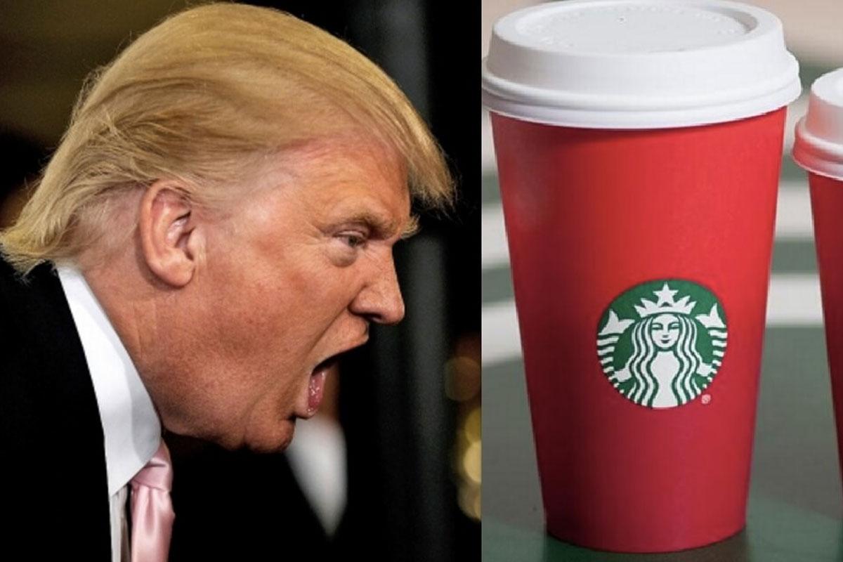 Starbucks'tan Trump Özrü