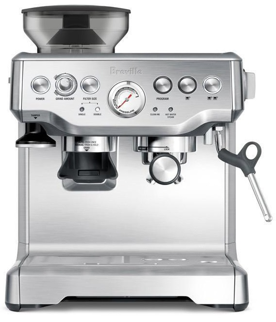 Breville - Breville BES870 Barista Express Espresso Makinesi