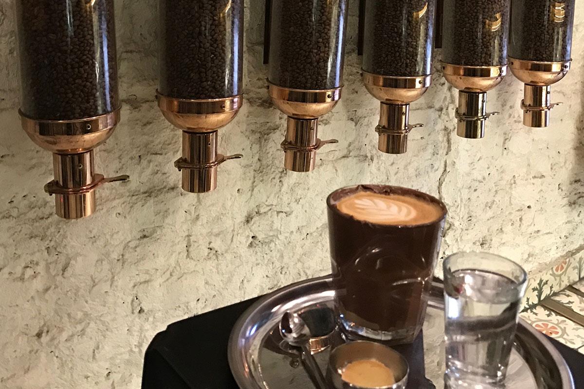 Coffee Sapiens'den Türkiye'de Bir İlk: Bicerin