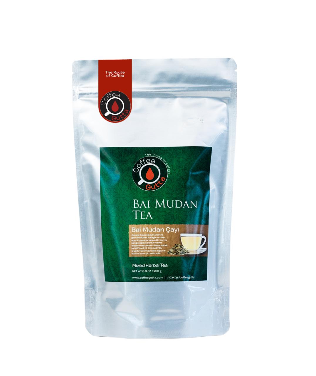 Coffee Gutta - Coffee Gutta Bai Mudan White Çay 250 G