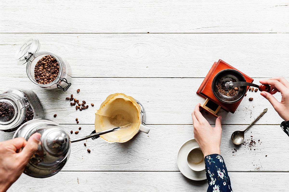 Kendinize İyi Kahveler Demleyin