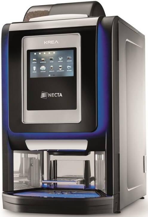 Necta - Necta Krea Touch Espresso Tam Otomatik Kahve Makinesi