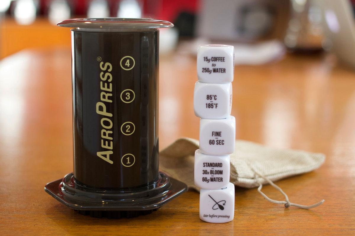 Dünya Şampiyonundan Kahve Demleme Zarları