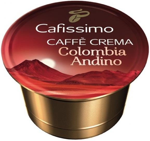 Tchibo - Tchibo Caffe Crema Colombia Kapsül Kahve 10 Adet