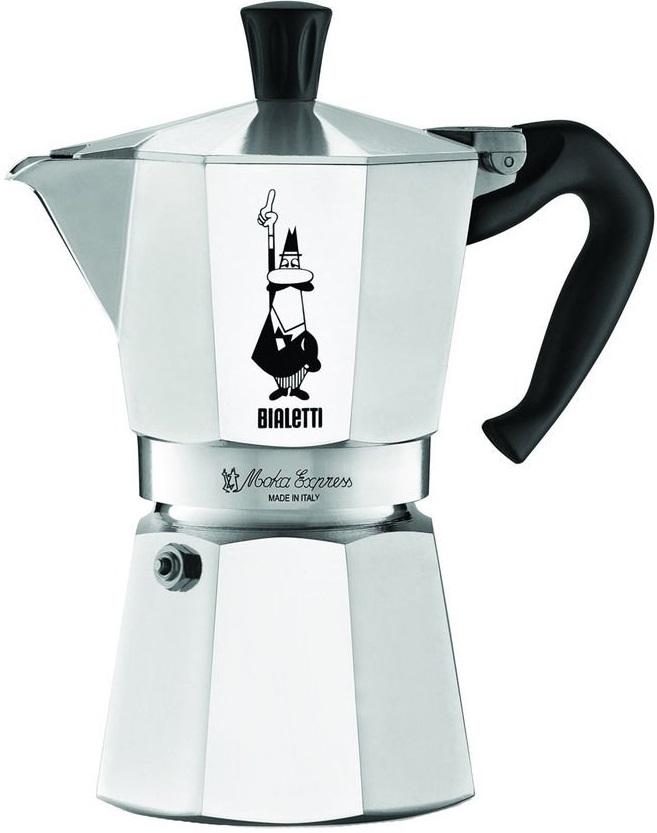 Bialetti - Bialetti Moka Express 6 Cups Moka Pot