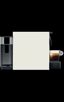 Nespresso Essanza Mini C Beyaz Kapsüllü Kahve Makinesi & Aeroccino Bundle