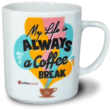 Coffeemania - Coffeemania Colorful Mug