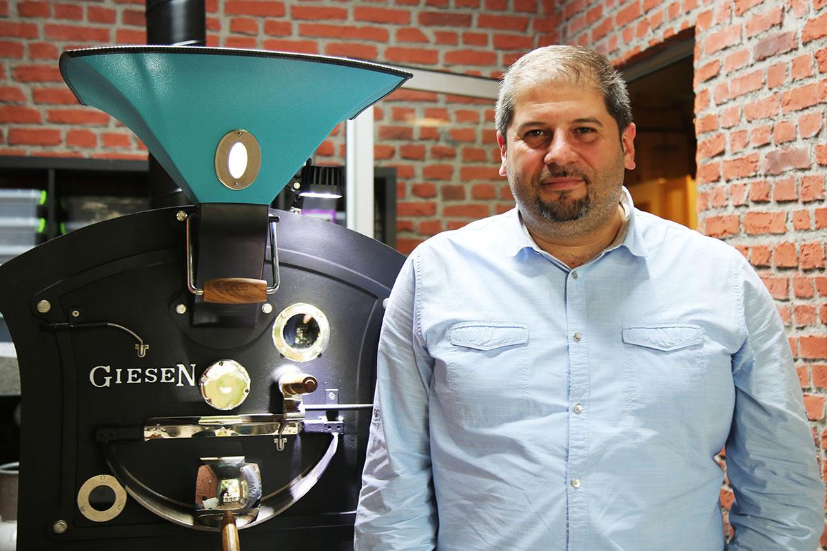 Şerif Başaran Giesen Makineleri Türkiye'ye Getiriyor